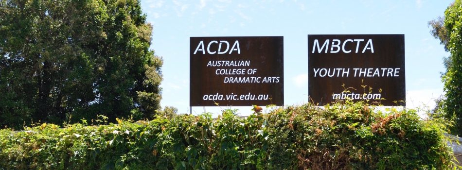 VCE Drama School Boronia